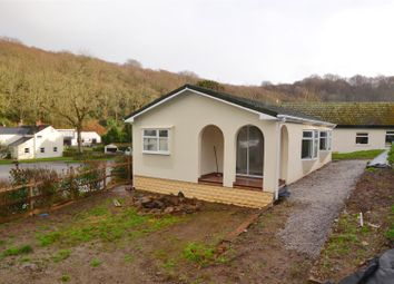 Thumbnail 2 bed detached bungalow for sale in Cosawes Park Homes, Perranarworthal, Truro