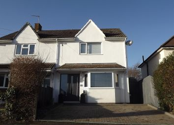 Thumbnail 3 bed semi-detached house for sale in Parkwall Road, Bristol