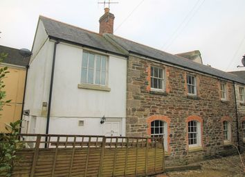 Thumbnail 3 bed semi-detached house for sale in Church Street, Helston