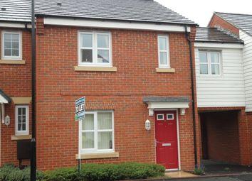 Thumbnail 3 bed semi-detached house to rent in Grenadier Way, Singleton, Ashford