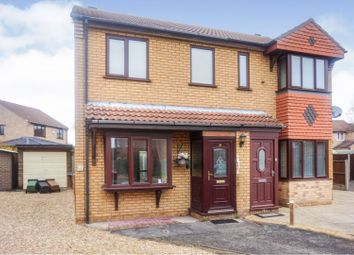 Thumbnail 2 bed semi-detached house for sale in Winthorpe Road, Lincoln