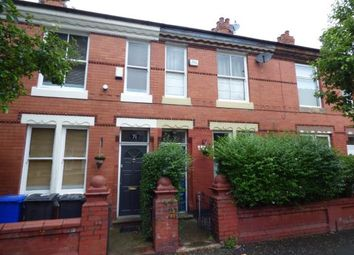 Thumbnail 2 bed terraced house for sale in Dorset Avenue, Fallowfield, Manchester, Greater Manchester