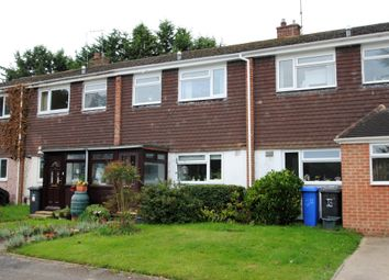 Thumbnail 3 bedroom terraced house for sale in Coombe Road, Yateley