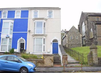 Thumbnail 3 bedroom maisonette for sale in Bryn Road, Brynmill, Swansea