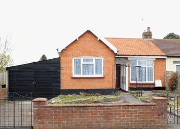 Thumbnail 3 bed semi-detached bungalow to rent in Vegal Crescent, Englefield Green, Egham