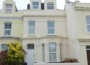 Thumbnail Studio for sale in North Road West, Plymouth