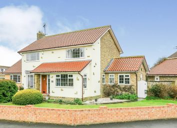Thumbnail 6 bed detached house for sale in The Meadows, Wilberfoss, York