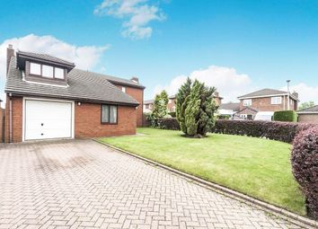 Thumbnail 4 bed detached house for sale in Dalton Heights, Dalton-Le-Dale, Seaham