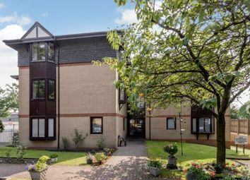 Thumbnail 1 bed flat for sale in Mitre Court, Broomhill, Glasgow