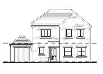Thumbnail 4 bed detached house for sale in Brian Close Walk, Baildon