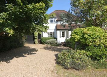 Thumbnail 4 bed detached house for sale in Seale Lane, Puttenham, Guildford