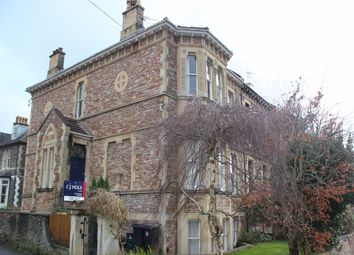Thumbnail 2 bed flat to rent in Hughenden Road, Clifton, Bristol