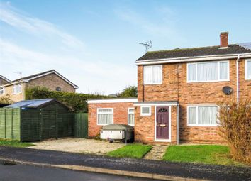 Thumbnail 3 bed semi-detached house for sale in Pettis Road, St. Ives, Huntingdon