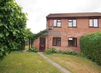 Thumbnail 3 bed semi-detached house for sale in Ferguson Way, Attleborough