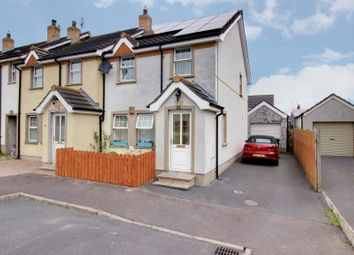 Thumbnail 3 bed end terrace house for sale in Castle Cottage Close, Carrowdore