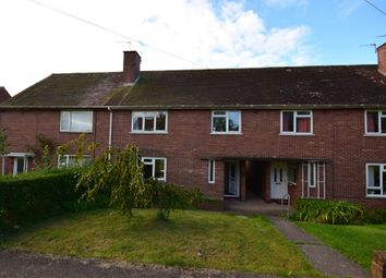 4 bed terraced house to rent in Mincinglake Road, Exeter EX4