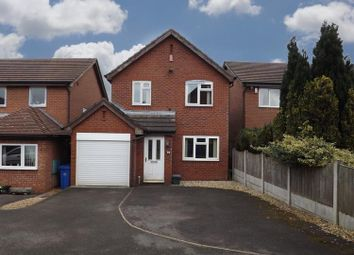 Thumbnail 3 bed detached house to rent in Saffron Close, Meir Park, Stoke-On-Trent