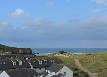 Thumbnail Land for sale in Budnic Hill, Perranporth