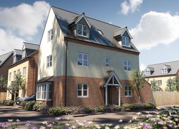 "Thumbnail 4 bed semi-detached house for sale in ""The Saxstead"" at Bretch Hill, Banbury"