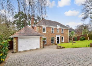 Thumbnail 4 bed detached house for sale in Hollybrooke Close, Shanklin, Isle Of Wight