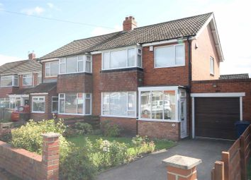 Thumbnail 3 bed semi-detached house for sale in Ingleton Drive, Throckley, Newcastle Upon Tyne