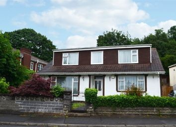 Thumbnail 4 bed detached bungalow for sale in Luther Lane, Merthyr Tydfil, Mid Glamorgan
