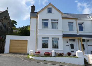 Thumbnail 6 bed semi-detached house for sale in Cabrini, Church Road, Goodwick, Pembrokeshire