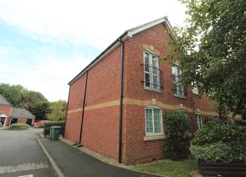 Thumbnail 2 bed flat for sale in Glovers Hill Court, Brereton