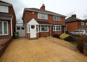 Thumbnail 2 bed semi-detached house for sale in Warstones Crescent, Penn, Wolverhampton