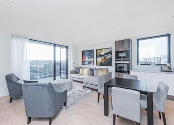 Thumbnail 3 bedroom flat for sale in Mercer House, Battersea Exchange, 5 Lockington Road, Nine Elms, London
