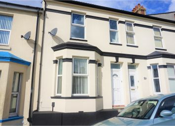 Thumbnail 2 bed terraced house for sale in St. Michael Avenue, Plymouth