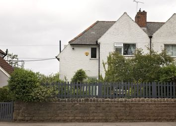 Thumbnail 3 bed detached house for sale in Wollaton Road, Beeston, Nottingham