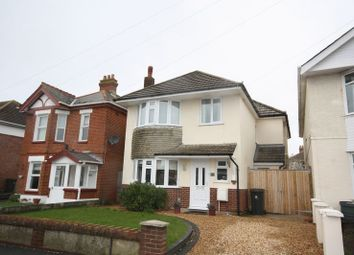 Thumbnail 4 bed detached house to rent in Avon Road West, Christchurch