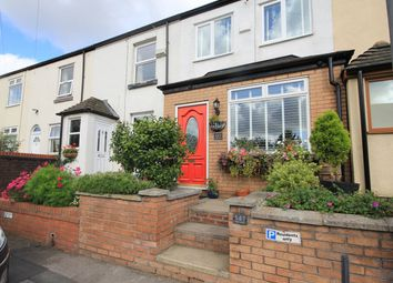 Thumbnail 2 bed terraced house for sale in Mill Lane, Newton-Le-Willows