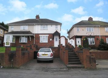 2 bed semi-detached house for sale in Wallows Road, Brierley Hill DY5