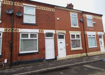 Thumbnail 2 bedroom terraced house for sale in Melton Street, Stockport