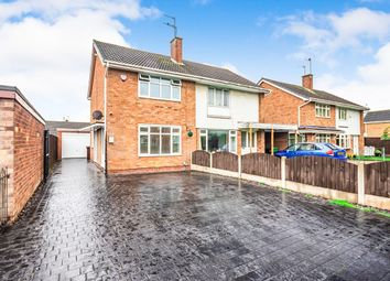 Thumbnail 2 bed semi-detached house to rent in Mosedale Drive, Wolverhampton
