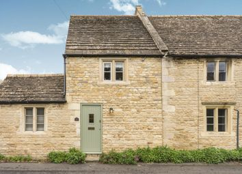 Thumbnail 3 bed cottage to rent in Geeston Road, Ketton, Stamford
