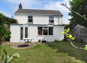 Thumbnail 4 bed farmhouse for sale in Blackrock, Camborne