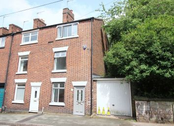 Thumbnail 2 bed terraced house to rent in King Street, Leek, Staffordshire