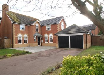 Thumbnail 5 bedroom property for sale in Downhall Park Way, Rayleigh