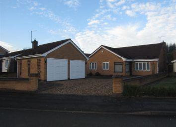 Thumbnail 3 bed detached bungalow for sale in Woodpecker Drive, Leicester Forest East, Leicester