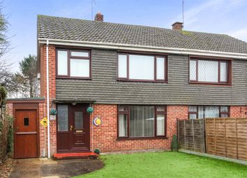 Thumbnail 3 bed semi-detached house for sale in Pennys Crescent, Fordingbridge