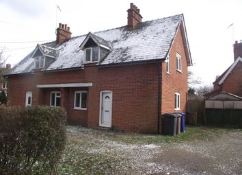 Thumbnail 3 bedroom semi-detached house to rent in The Street, Lackford