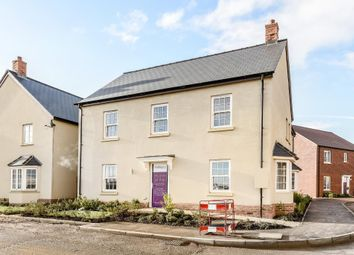 Thumbnail 4 bedroom detached house for sale in Cherry Fields, Banbury