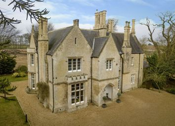 Thumbnail 9 bed country house for sale in Sudbrook Heath, Ancaster, Grantham