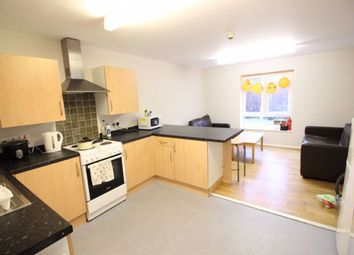 Thumbnail 4 bed flat to rent in Gwennyth Street, Cathays, Cardiff