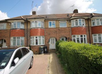 Thumbnail 3 bed terraced house to rent in Willow Way, Luton