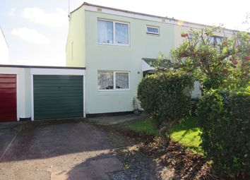 Thumbnail 4 bed end terrace house for sale in Thane Court, Stantonbury, Milton Keynes