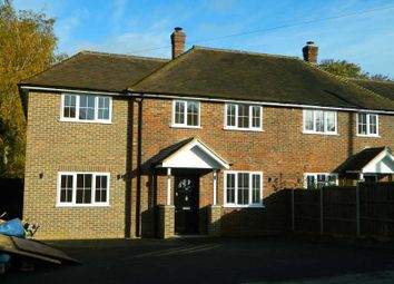 Thumbnail 4 bed semi-detached house to rent in Norwood Close, Effingham, Leatherhead